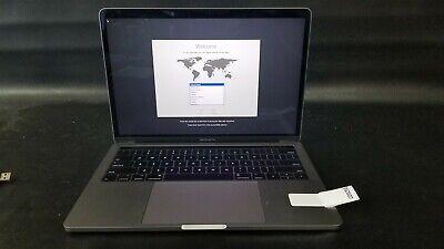 """Apple MacBook Pro MPXV2LL/A Core i7 3.5 13"""" 16GB Retina 256GB SSD (2017)-GD9258"""