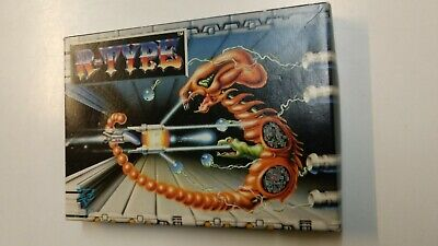 R-TYPE Atari ST Game Complete and Working Rare game