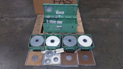Ametek Pneumatic Pressure Tester Dead Weight Package Lot 2