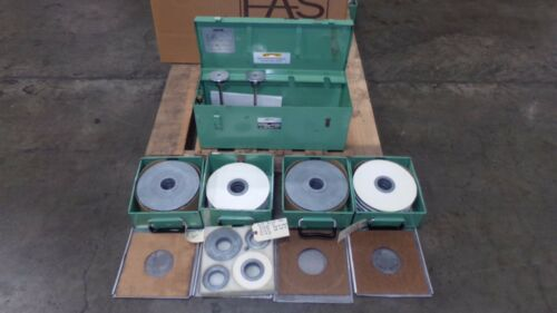 Ametek Pneumatic Pressure Tester Dead Weight Package Lot # 2