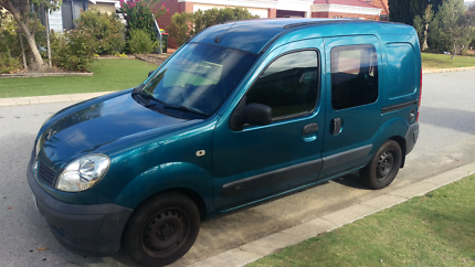 Renault Kangoo Van Baldivis Rockingham Area Preview