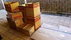 Free moving boxes  Crown moving boxes Warners Bay Lake Macquarie Area Preview