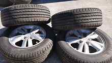 Hyundai Tusson  tyres forsale. 215/65/16 Pallara Brisbane South West Preview