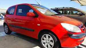 Hyundai Getz 1.6L Manual Low Kms Claremont Nedlands Area Preview