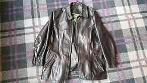 Mars genuine leather womens jacket Oakdale Wollondilly Area Preview