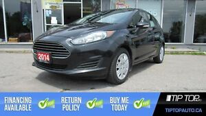 2014 Ford Fiesta SE ** Manual, One Owner, Bluetooth **