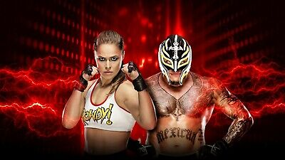 Used, WWE 2K19 BONUS CODE FOR RHONDA & REY MYSTERIO DOWNLOAD CODE ONLY! XBOX ONE for sale  Shipping to India
