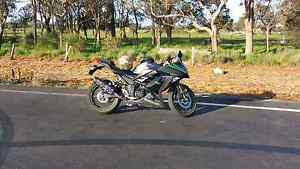 2015 ninja 300 abs special edition High Wycombe Kalamunda Area Preview