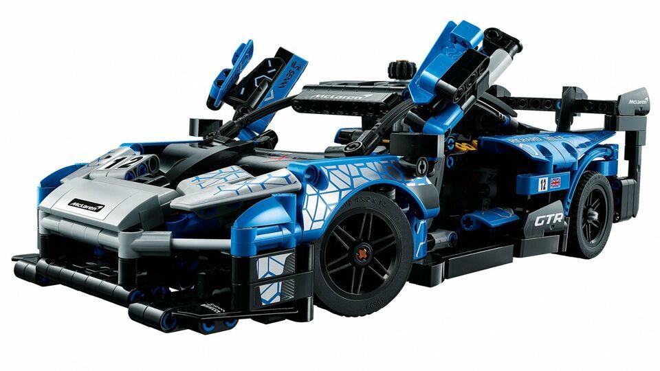 LEGO® Technic 42123 McLaren Senna GTR™ NEU in Hannover