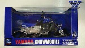 Diecast Arctic Cat Snowmobile Toys