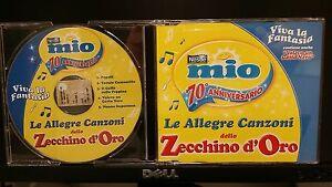 Le-Allegre-Canzoni-dello-Zechhino-d-039-Oro-Mio-70-Anniversario-RARO