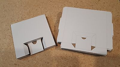 5 New Gameboy ADVANCED Cardboard Insert Trays: Complete your GBA CIBs