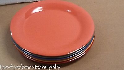 ((5) DINNER PLATES - 10.5