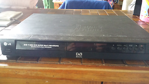 Lg Dvd Hd Recorder stb Cranbourne Casey Area Preview