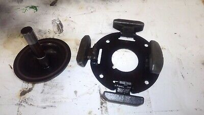 Allis Chalmers G Tractor Governor Assembly Weights