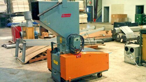 LR SYSTEMS SG300 15hp PLASTIC GRANULATOR