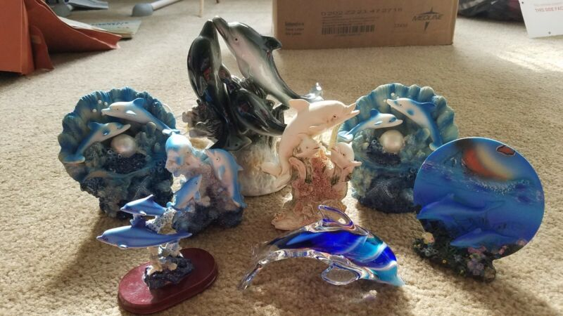 Dolphin Figurine Collectibles