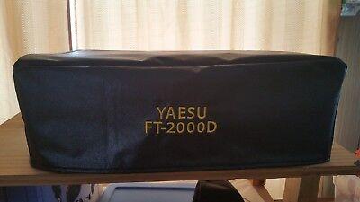 Yaesu FT-2000 or FT-2000D Ham Radio Amateur Radio Dust Cover for sale  Columbiaville