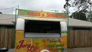 Fully Equipped Food trailer(Juice Van) For SALE Beenleigh Logan Area Preview