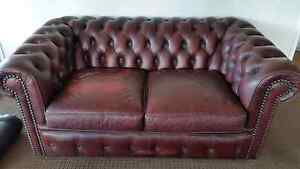 2.5 seater chesterfield sofa lounge chair Camp Mountain Brisbane North West Preview