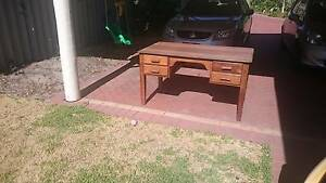 Antique looking desk Bassendean Bassendean Area Preview