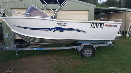 AQUAMASTER - ALLOY BOAT FOR SALE