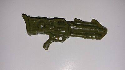 Mirages Laser Rifle   Bio Artillery Expert   Series 12   1993 Hasbro Gi Joe