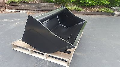 New 48 Wain Roy Style Ditch Cleaning Backhoe Bucket To Fit 14 Yd. Coupler