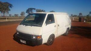 1989 Nissan Vanette Van/Minivan Alice Springs Alice Springs Area Preview