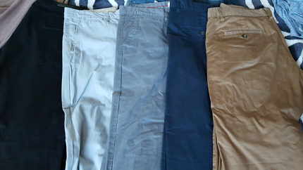 5 pair of trousers
