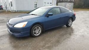 HONDA ACCORD COUPE 2004+CUIR+TOIT OUV.+MAGS+1 TAXE+ABORDABLE++ E