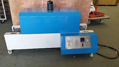SHRINK TUNNEL TABLETOP PACKAGING MACHINE BS-B200