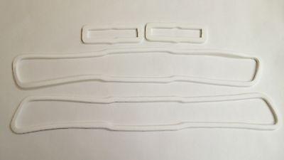 (1967 Chevy Impala Tail Light Parking Lens Gasket Seal Kit)