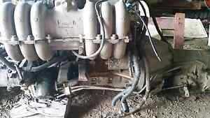 2004 Ford Failane motor & gearbox Stratford Gloucester Area Preview
