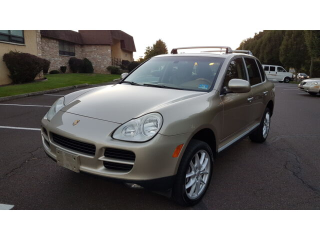 2004 porsche cayenne 4x4 no reserve used porsche cayenne for sale in huntingdon valley. Black Bedroom Furniture Sets. Home Design Ideas