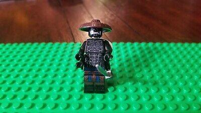 LEGO- The Ninjago Movie Jungle Garmadon Minifigure with Sword