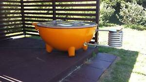 Dutchtub / Hot-tub / Spa pool/ Wood fired hot-tub Greenmount Mundaring Area Preview