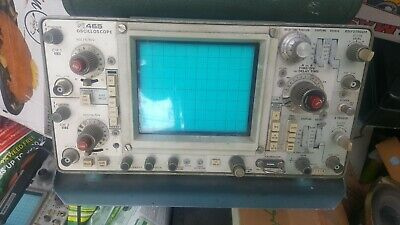 Tektronix 465 Oscilloscope See Description Limited Tested