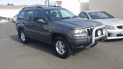 2002 Jeep Grand Cherokee SUV Melrose Park Mitcham Area Preview