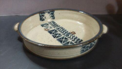 """Kaplan Pottery 11 1/2"""" Baking Dish"""
