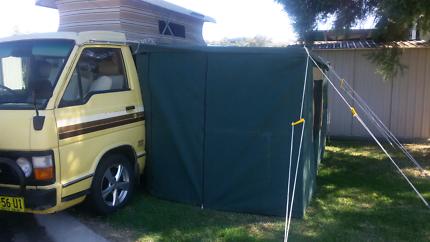 Campervan Hiace Toyota