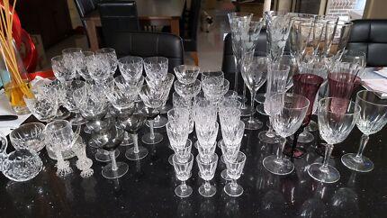 Assorted Glassware  Smeaton Grange Camden Area Preview