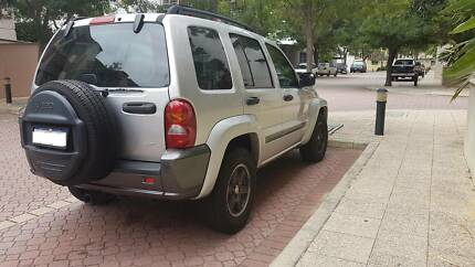 Jeep Cherokee 4x4 - Automatic - 5 MONTHS REGO - FOR SALE