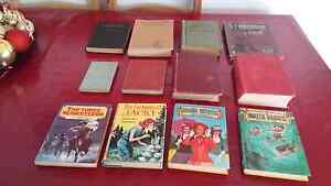 Vintage books $ 2 each or all for $ 15 Hallett Cove Marion Area Preview