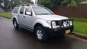 2006 NISSAN NAVARA STX Canley Vale Fairfield Area Preview