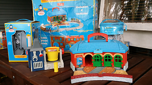 Thomas the tank set plus loads of extras Cardiff Lake Macquarie Area Preview