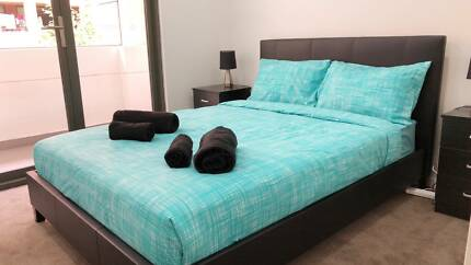 FULLY FURNISHED ONE BEDROM UNIT