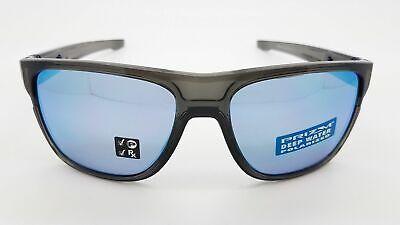 Oakley Crossrange XL POLARIZED Sunglasses OO9360-2458 Grey W/ PRIZM Deep (Oakley Prizm Water)