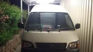 2002 Toyota Hiace Van/Minivan Acton Park Clarence Area Preview