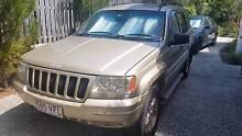1999 Jeep Grand Cherokee Wagon Yaroomba Maroochydore Area Preview
